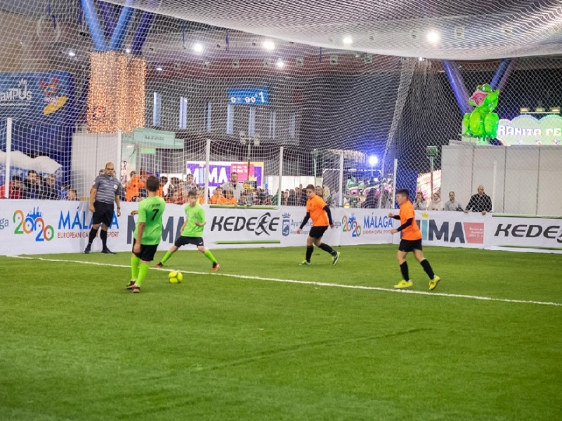 Torneo Futbol MIMA 2018