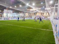 Torneo de fútbol en Mima