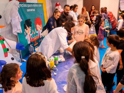 Talleres de ciencias para niños en Mima
